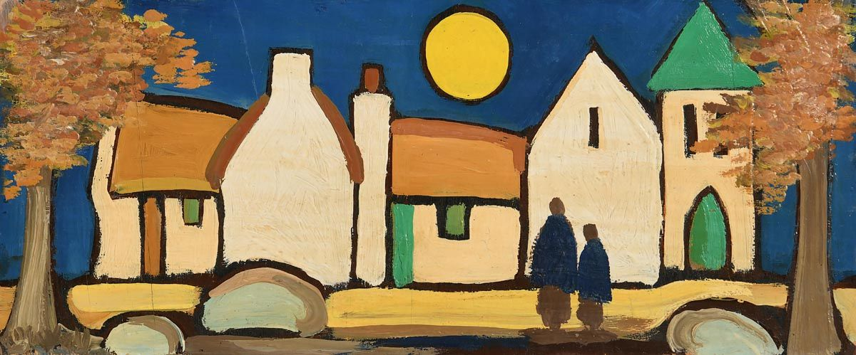 Markey Robinson, Ireland at Morgan O'Driscoll Art Auctions