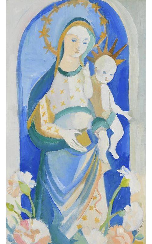Father Jack P. Hanlon, The Shrine at Morgan O'Driscoll Art Auctions