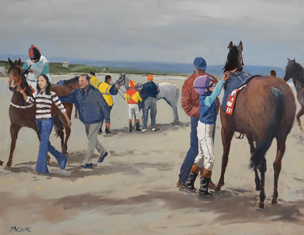 Omey Races at Morgan O'Driscoll Art Auctions