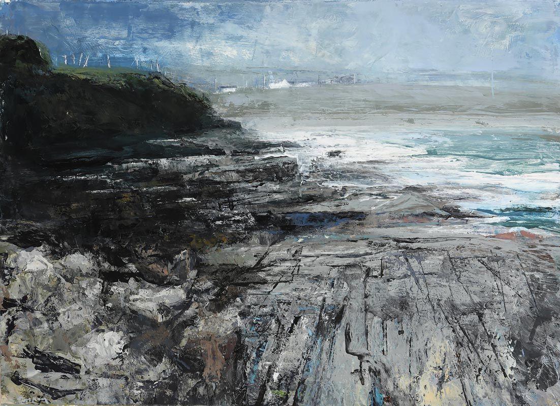 Donald Teskey, Fog Latitude at Morgan O'Driscoll Art Auctions