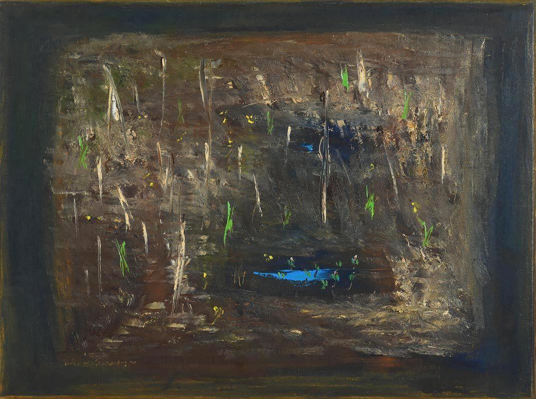 Sean McSweeney, April Bogland (2000) at Morgan O'Driscoll Art Auctions