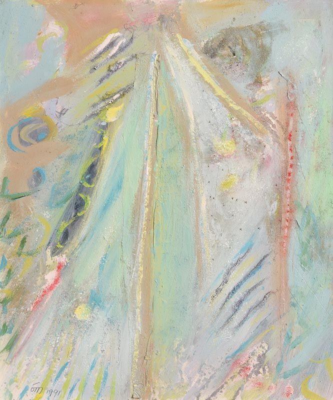 Tony O'Malley, Summer Light - Physicianstown (1991) at Morgan O'Driscoll Art Auctions