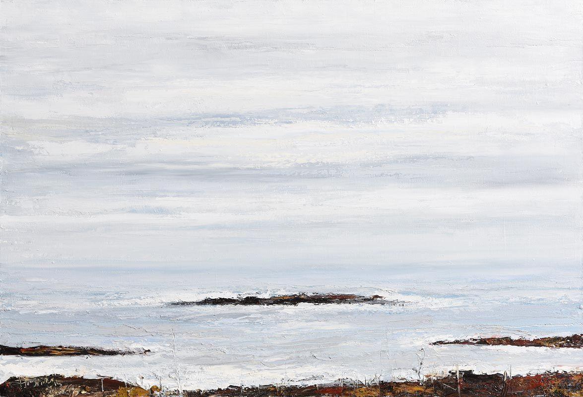 Roaring Water Rock (2016) at Morgan O'Driscoll Art Auctions