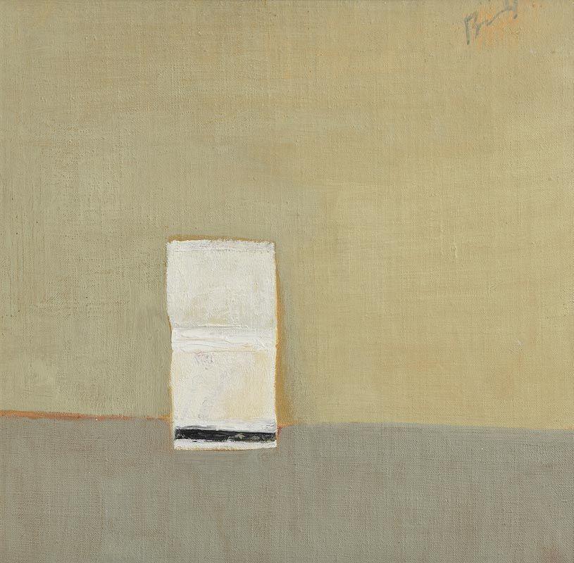 Empty Match Book (1979) at Morgan O'Driscoll Art Auctions