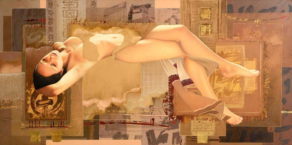 David Graux, Légéreté d'etre (2004) at Morgan O'Driscoll Art Auctions