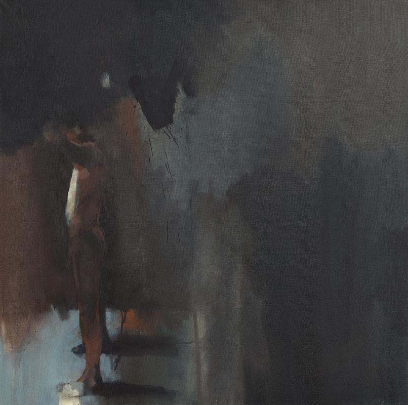 Colin Crotty, Standing Male at Morgan O'Driscoll Art Auctions