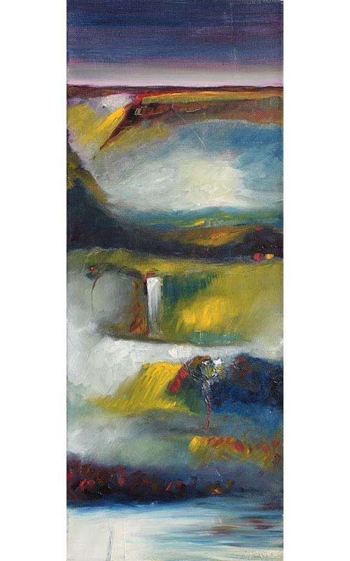 Michael Gemmell, Autumn in Wicklow at Morgan O'Driscoll Art Auctions