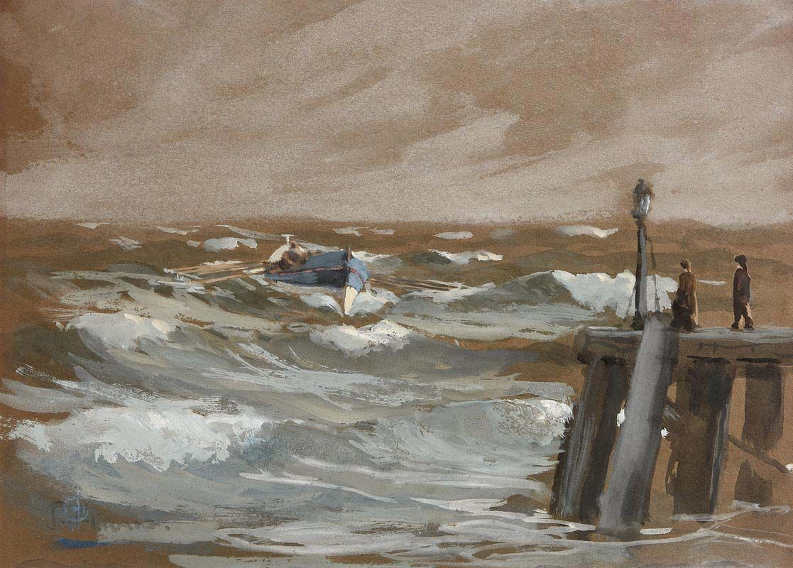 James Humbert Craig, Returning Home at Morgan O'Driscoll Art Auctions