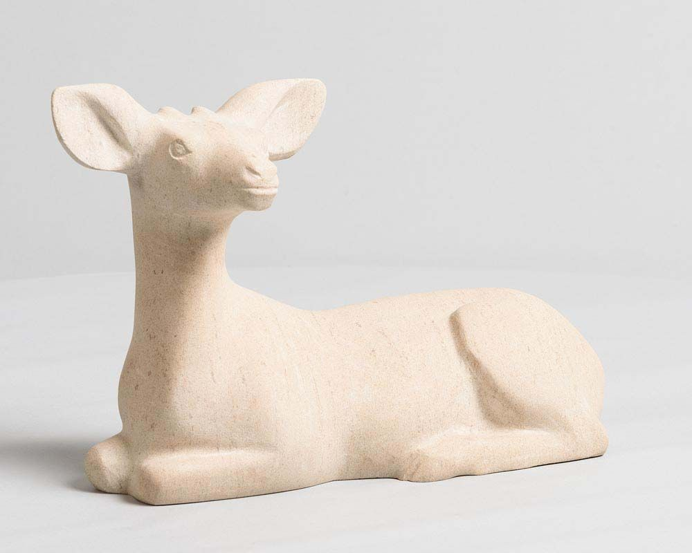 Michael Cooper, Deer at Morgan O'Driscoll Art Auctions
