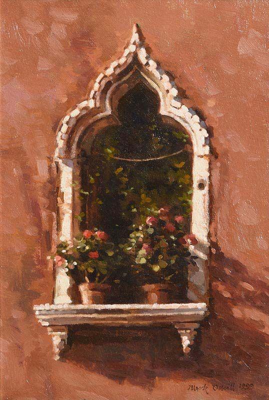 Mark O'Neill, French Facade (1999) at Morgan O'Driscoll Art Auctions