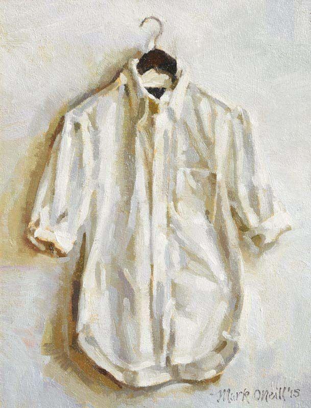 Mark O'Neill, Little White at Morgan O'Driscoll Art Auctions