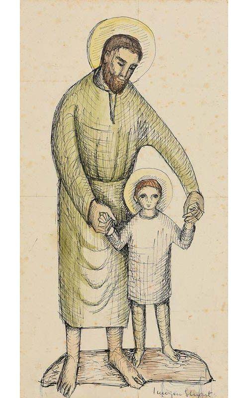 Imogen Stuart, Biblical Study at Morgan O'Driscoll Art Auctions