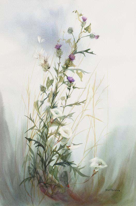 Phylilis Del, Seeding at Morgan O'Driscoll Art Auctions