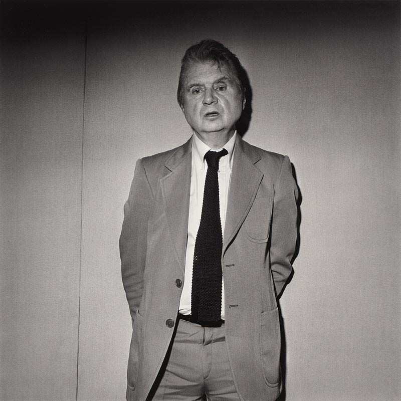 John Minihan, Francis Bacon photographed in the Marlborough Gallery, London 1976 at Morgan O'Driscoll Art Auctions