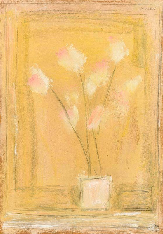 Basil Blackshaw, Still Life on Window Sill at Morgan O'Driscoll Art Auctions