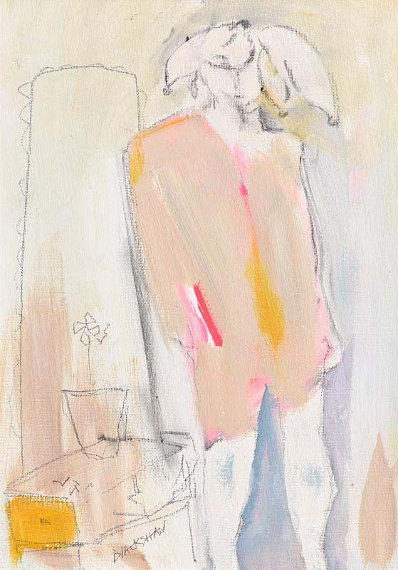 Basil Blackshaw, Fancy Dress Party at Morgan O'Driscoll Art Auctions