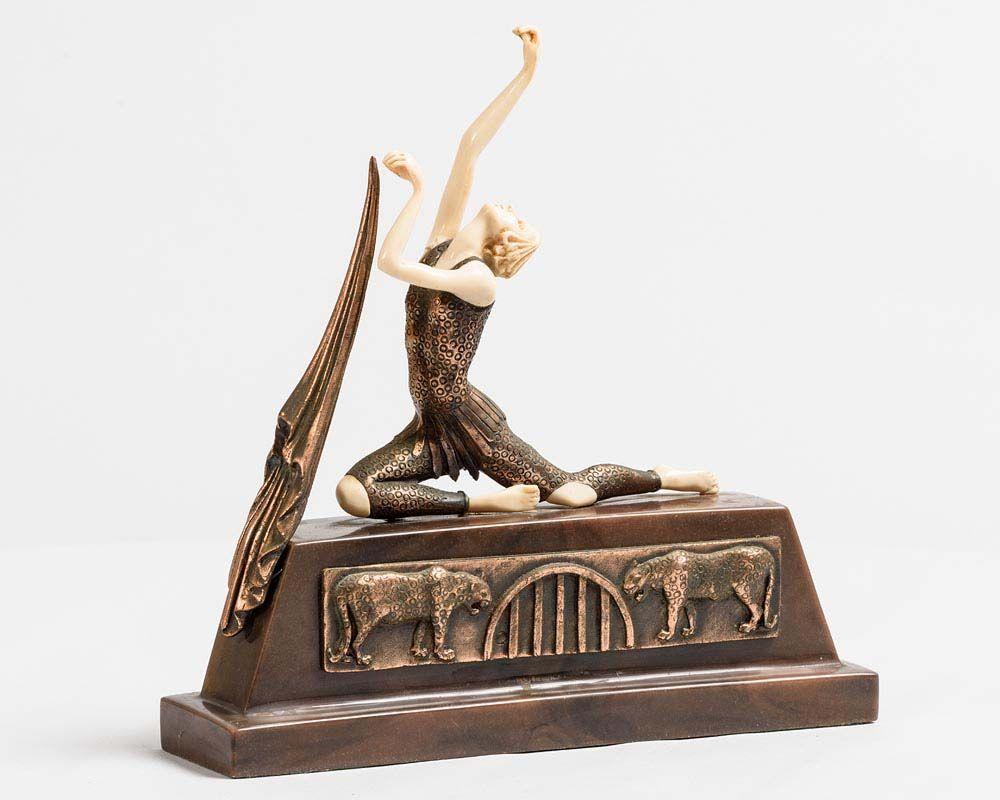 After Johann Philipp Preiss, Dancer at Morgan O'Driscoll Art Auctions