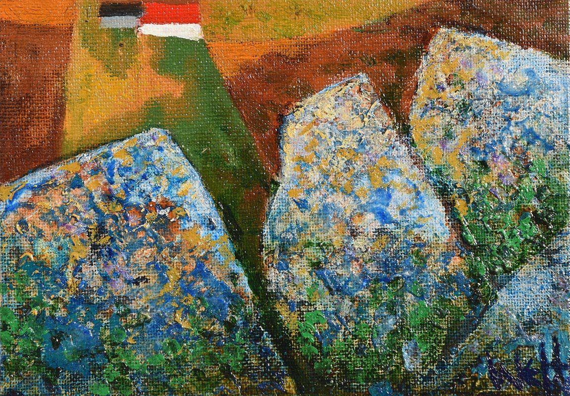 Kenneth Webb, Connemara Landscape at Morgan O'Driscoll Art Auctions