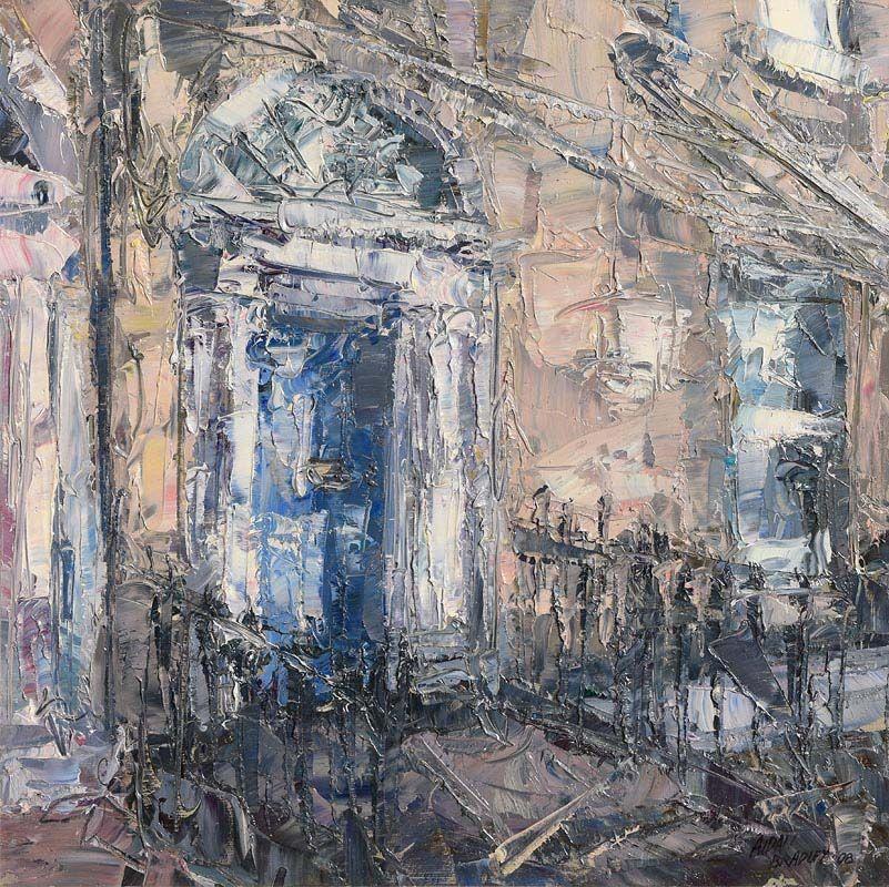 House, Nelson Street, Dublin (2008) at Morgan O'Driscoll Art Auctions
