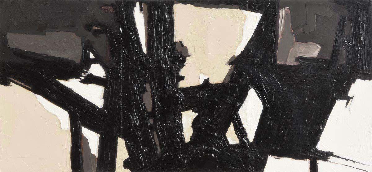 Liam Belton, Study for Chamba (2009) at Morgan O'Driscoll Art Auctions