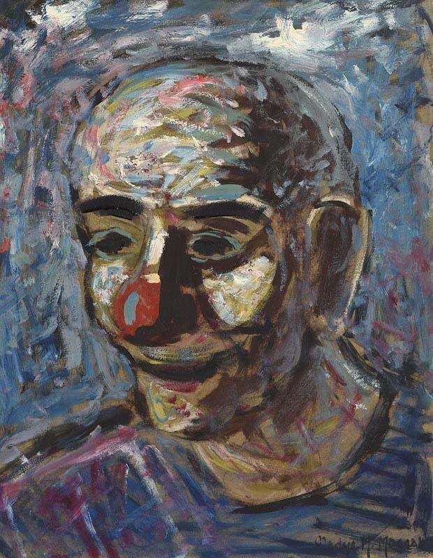 Gladys MacCabe, Max at Morgan O'Driscoll Art Auctions