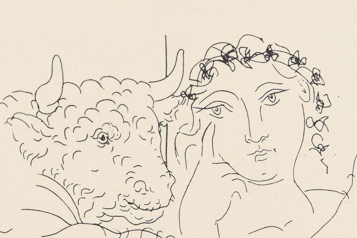 احلى لوحات بابلو بيكاسو