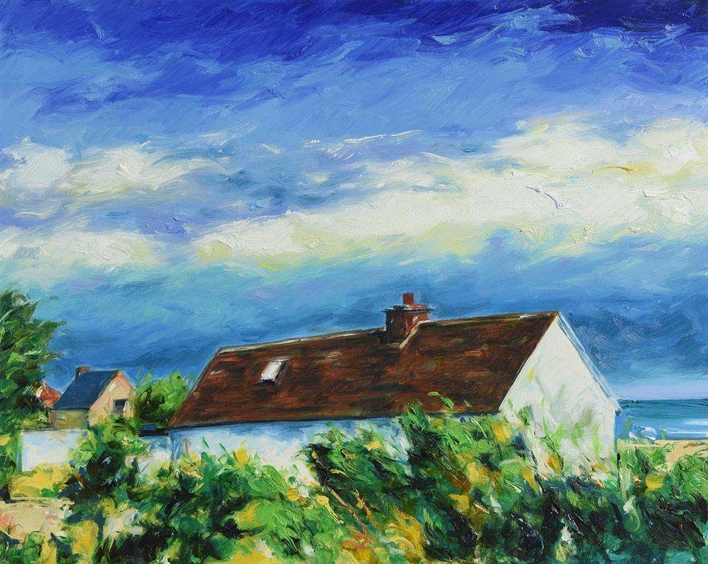 Michael Flaherty, Near Mt Brandon at Morgan O'Driscoll Art Auctions