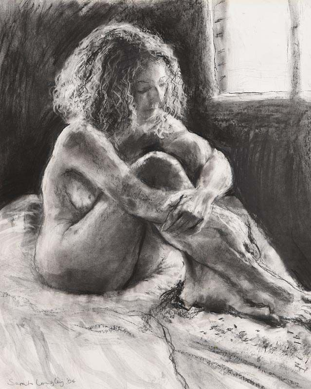 Sarah Longley, Female Nude Study (2004) at Morgan O'Driscoll Art Auctions