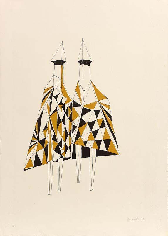 Lynn Chadwick, Checkmates (1970's) at Morgan O'Driscoll Art Auctions