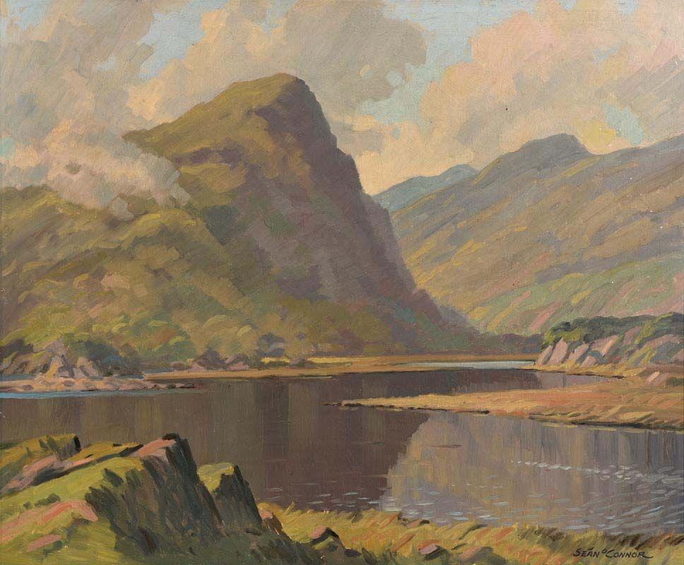 Sean O'Connor, The Eagles Nest, Killarney at Morgan O'Driscoll Art Auctions