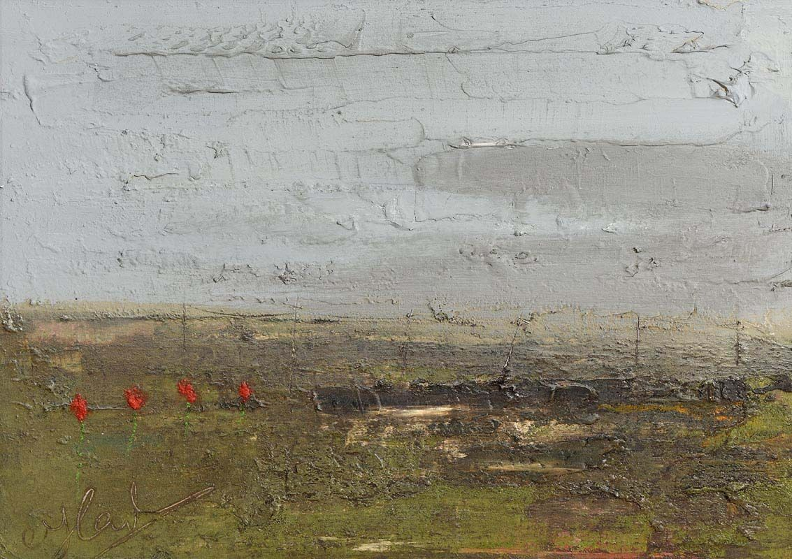 Colin Flack, Road to Clifden at Morgan O'Driscoll Art Auctions