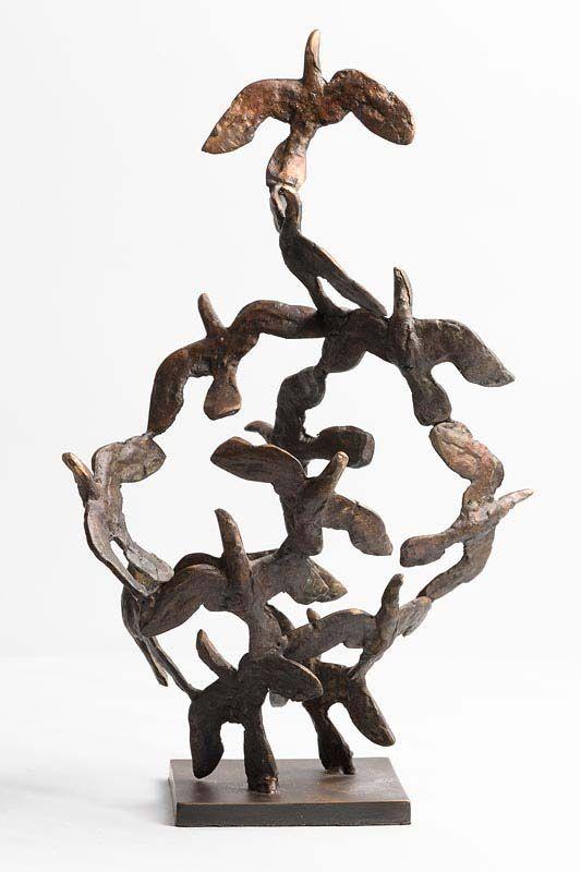 John Behan, Summer Birds at Morgan O'Driscoll Art Auctions