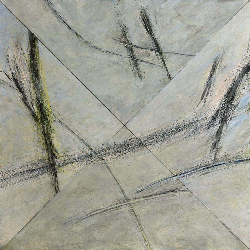Charles Tyrrell, Swing (1988) at Morgan O'Driscoll Art Auctions