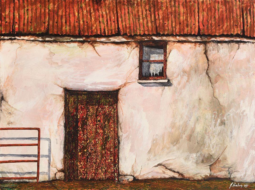 John Verling, Red Door Series (2005) at Morgan O'Driscoll Art Auctions