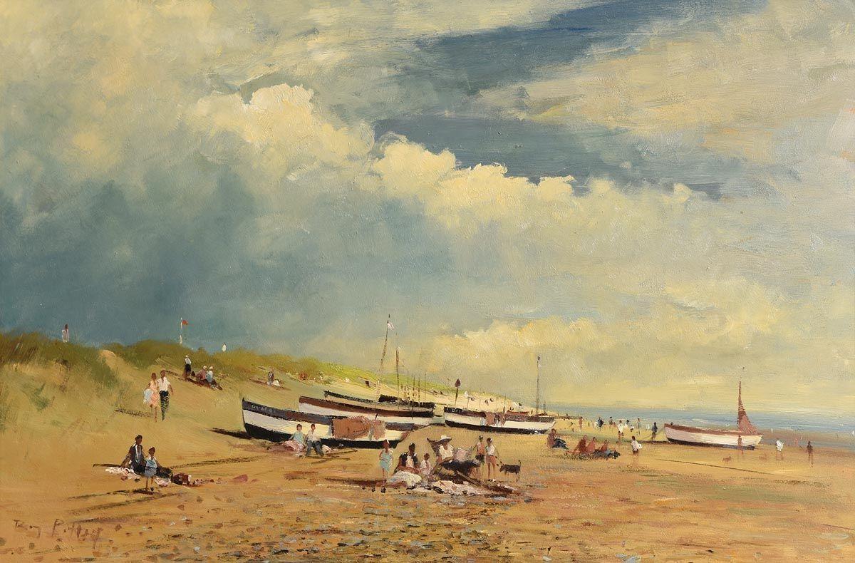 Roy Petley, Summer Afternoon at Morgan O'Driscoll Art Auctions