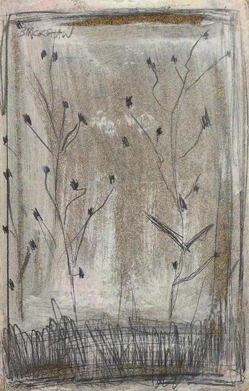 Basil Blackshaw, Dunadry Garden at Morgan O'Driscoll Art Auctions