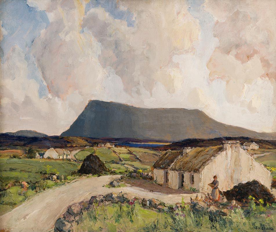 James Humbert Craig, Muckish, Co.Donegal at Morgan O'Driscoll Art Auctions