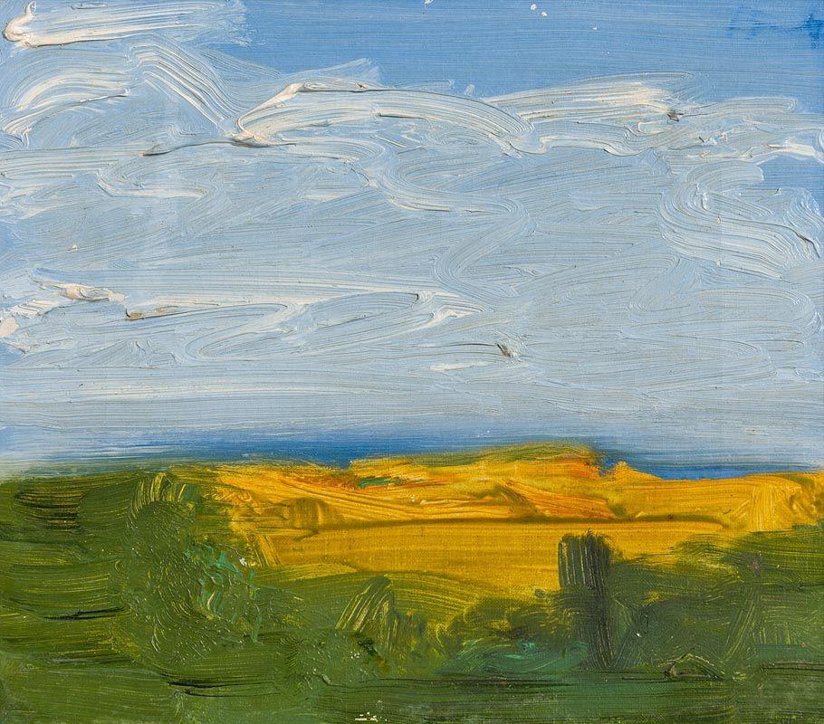 Spring (1963) at Morgan O'Driscoll Art Auctions