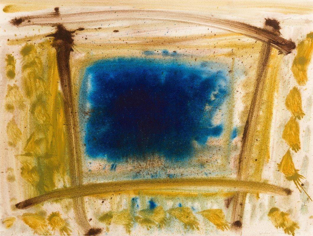 Blue Pool (2003) at Morgan O'Driscoll Art Auctions