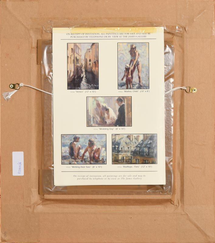 Lot 226 - 'Mother, Child' by Laura Cronin   Morgan O'Driscoll