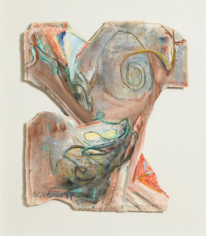 Patrick Collins, Eyrie (1988) at Morgan O'Driscoll Art Auctions