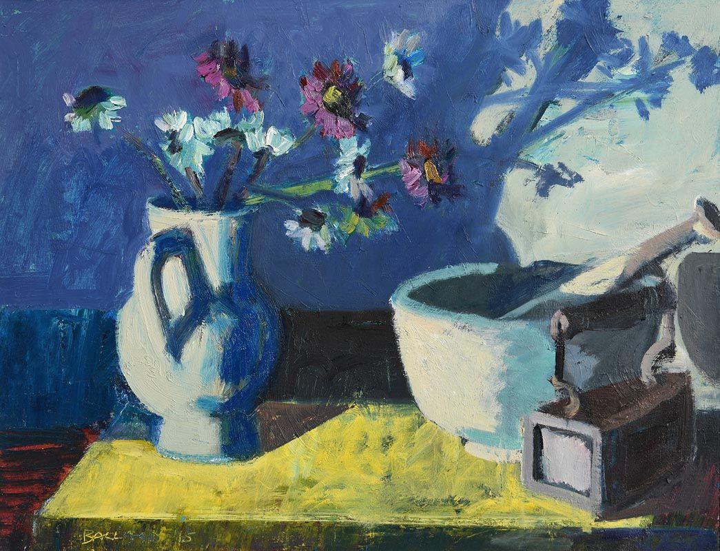 Brian Ballard, Jug and Iron (2015) at Morgan O'Driscoll Art Auctions