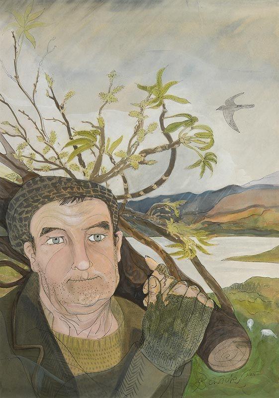 Pauline Bewick, Pat Murphy (1980's) at Morgan O'Driscoll Art Auctions