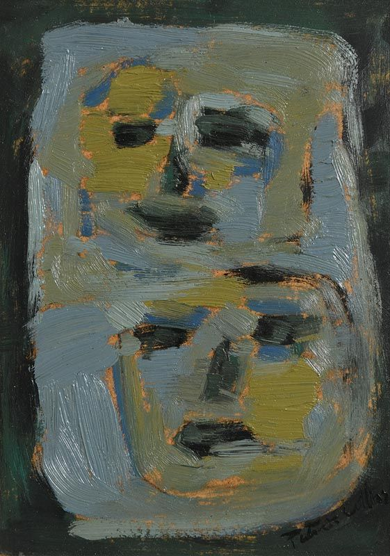 Patrick Collins, Faces at Morgan O'Driscoll Art Auctions