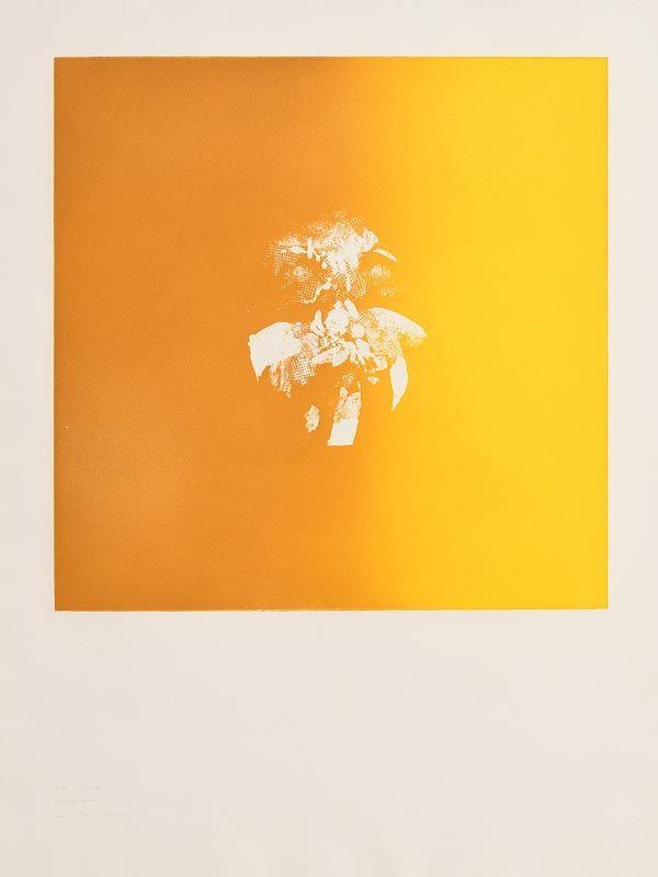 Louis Le Brocquy, Mycenean Gold Mask at Morgan O'Driscoll Art Auctions