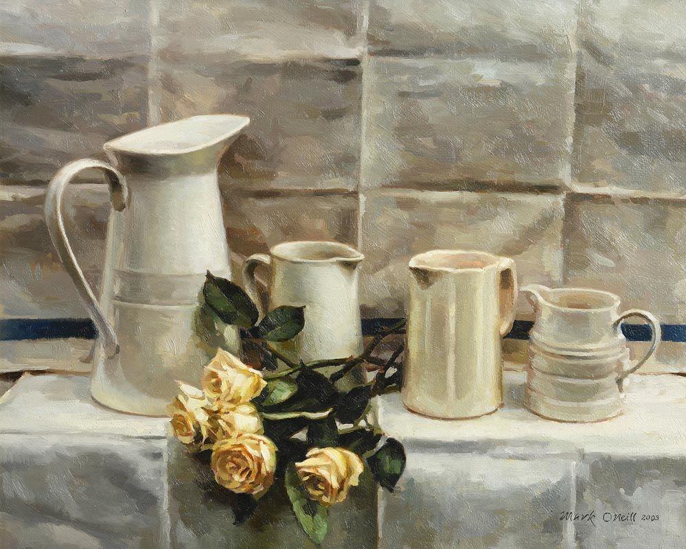 Mark O'Neill, Still Life (2003) at Morgan O'Driscoll Art Auctions