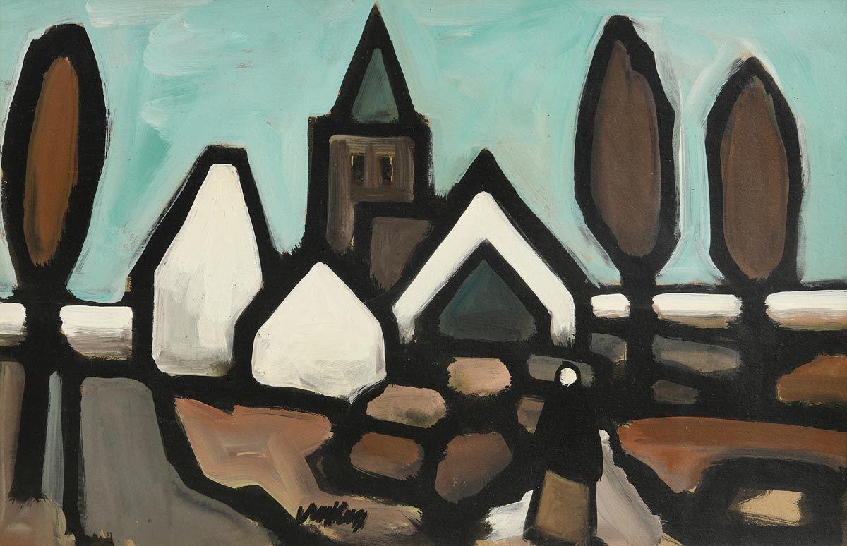 Markey Robinson, Sunday Morning at Morgan O'Driscoll Art Auctions