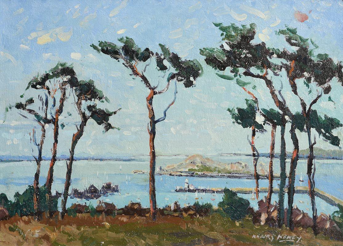 Henry Healy, Irelands Eye at Morgan O'Driscoll Art Auctions