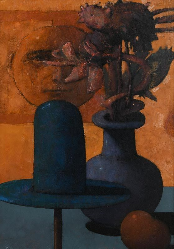John Boyd, Still Life on Tabletop at Morgan O'Driscoll Art Auctions