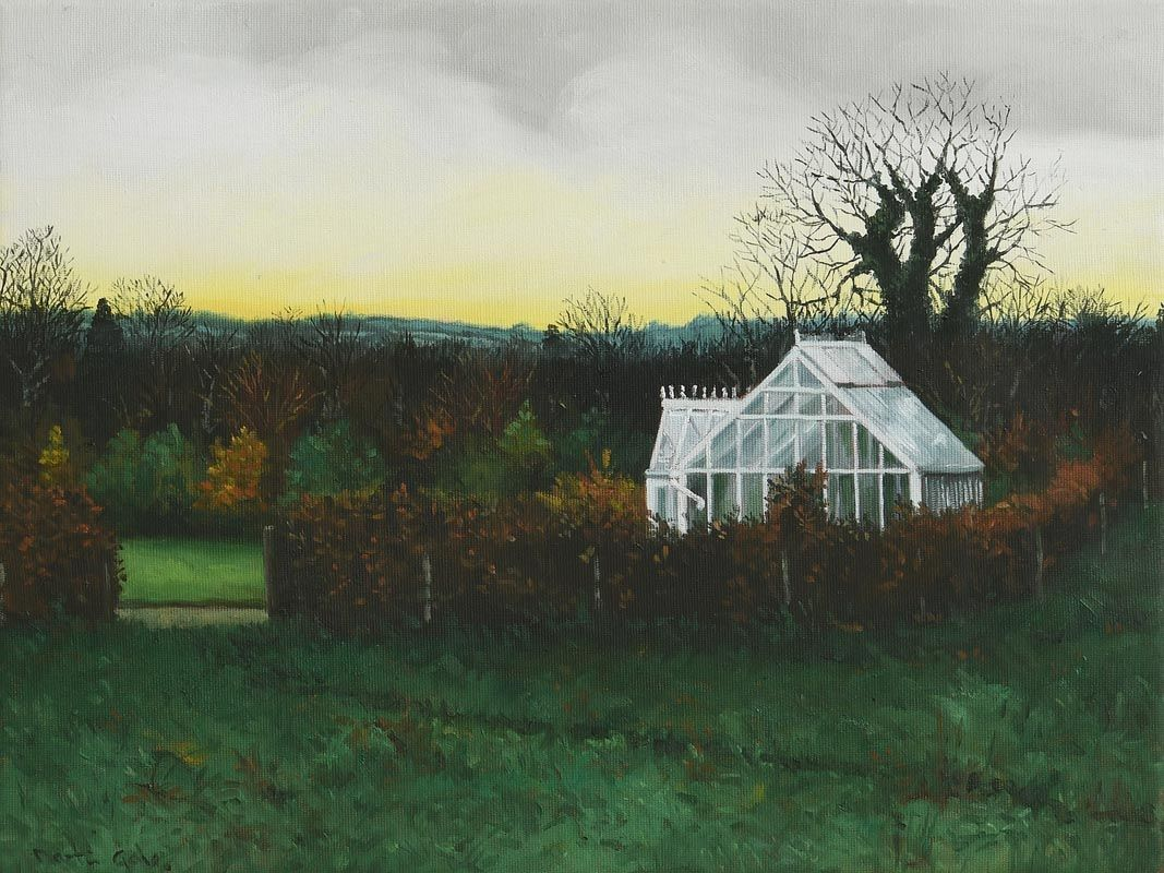 Martin Gale, Late in November at Morgan O'Driscoll Art Auctions
